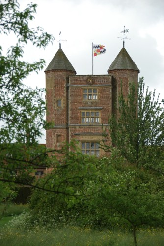 The tower at Sissinghurst Castle